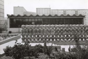 Formsteinwand Berlin 1979/1981