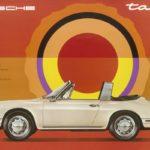 Werbeanzeige, Porsche 911 Targa, 1967