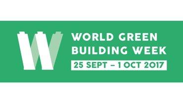 Die Deutsche Gesellschaft für Nachhaltiges Bauen - DGNB e.V. ist deutscher Partner der weltweiten Aktionswoche. Bild: DGNB