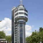 In Radolfzell wurde ein alter Wasserturm in ein Nullenergie-Hotel verwandelt. Ein aktuelles Monitoring bestätigt nun die hervorragende Energiebilanz. Bild: SEM`S Media Michael Schellinger
