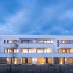 Wohnbebauung Eichholz, Wesseling.Architektur: Grützner Architekten, Köln. Bild: Axel Hartmann