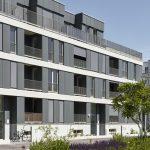 Projekt: Wohnen am Anger Adlershof, Berlin | Architektur: roedig . schop architeken PartG mbB, Berlin. Bild: Stefan Müller, Berlin