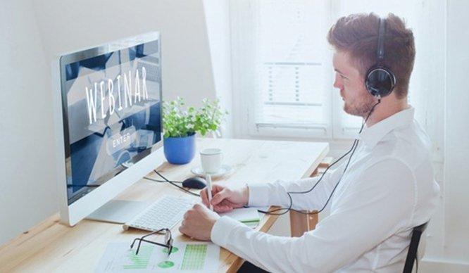 Die kostenlosen Ytong Webinare werden live im Internet übertragen.