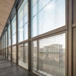 Architekturgewebe als Sonnenschutz