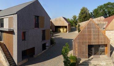 Hofstelle Stiegler, Gonnersdorf, Landkreis Fürth/ Mittelfranken. Bild: Deutscher Landbaukultur-Preis