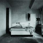 Eileen Gray, E.1027, Master Bedroom, 1929. Bild: National Museum of Ireland, Eileen Gray Archive