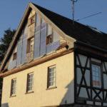 Fachwerkhaus im schwäbischen Murrhärle