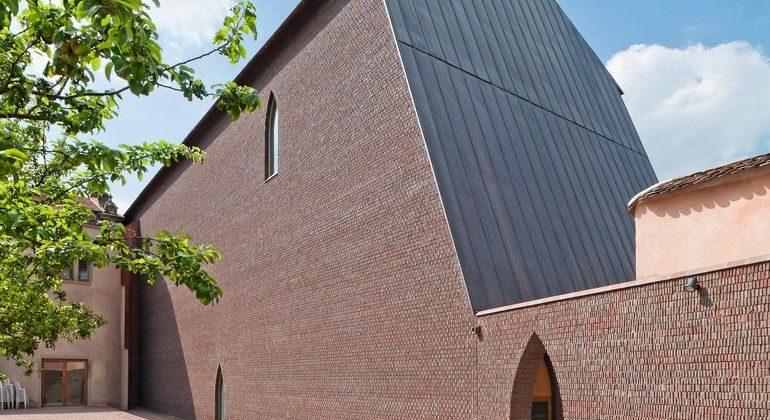Neubau des Museums Unterlinden in Colmar