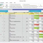 Beispielhafter Preisspiegel. Bild: G&W Software AG, München