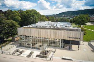 Außenansicht Limesmuseum