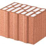 Der perlitverfüllte Hintermauerziegel S10-P ist für die hohen Anforderungen im Geschosswohnungsbau hinsichtlich Statik, Wärme-, Hitze und Brandschutz optimiert. Bild: Deutsche Poroton