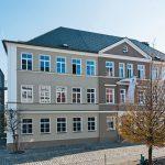 """Die """"Alte Knabenschule"""" mit der neuen Fachakademie für Sozialpädagogik und Berufsfachschule für Kinderpflege"""