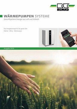Wärmepumpen-Broschüre, Bild: Remko