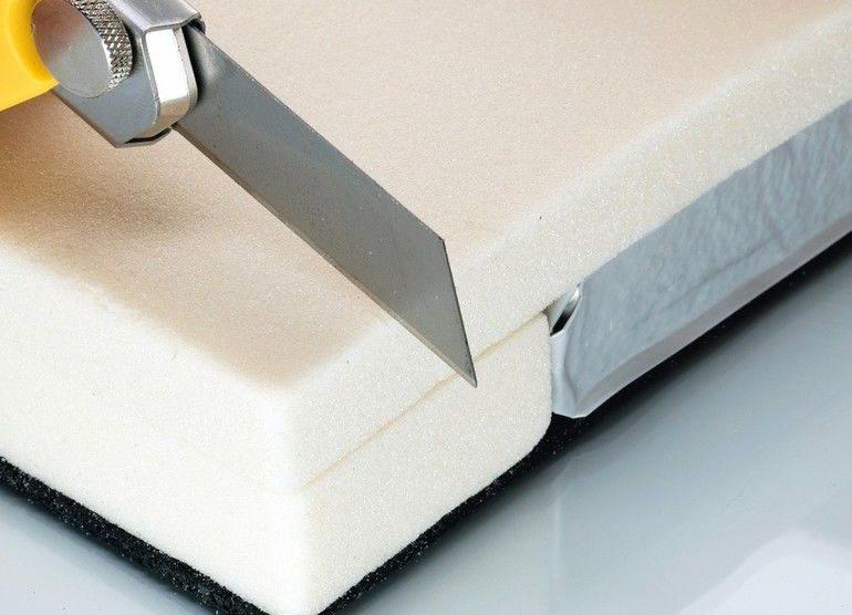 Vakuumdämmung im PU-Kleid: Darf zugschnitten werden