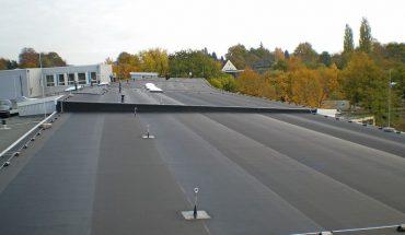 Abweichungen vom technischen Regelwerk: Bauteilabdichtung mit dem Synthesekautschuk EPDM von Carlisle Construction Materials GmbH. Bilder: Carlisle CM Europe