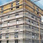 Betongebäude mit aufgestocktem Penthouse in Holzrahmenbauart. Bild: Achim Zielke für Inthermo