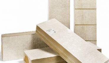 Steinwolle-Putzträgerplatte für WDVS