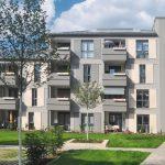 Monolithische Bauweise mit Ziegel ohne zusätzliche Außendämmung für ein Wohngebäude