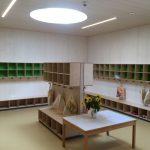 Neuer Boden eines Kindergartens in Künzelsau