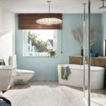 KlimAir System von Brillux in einem Badezimmer