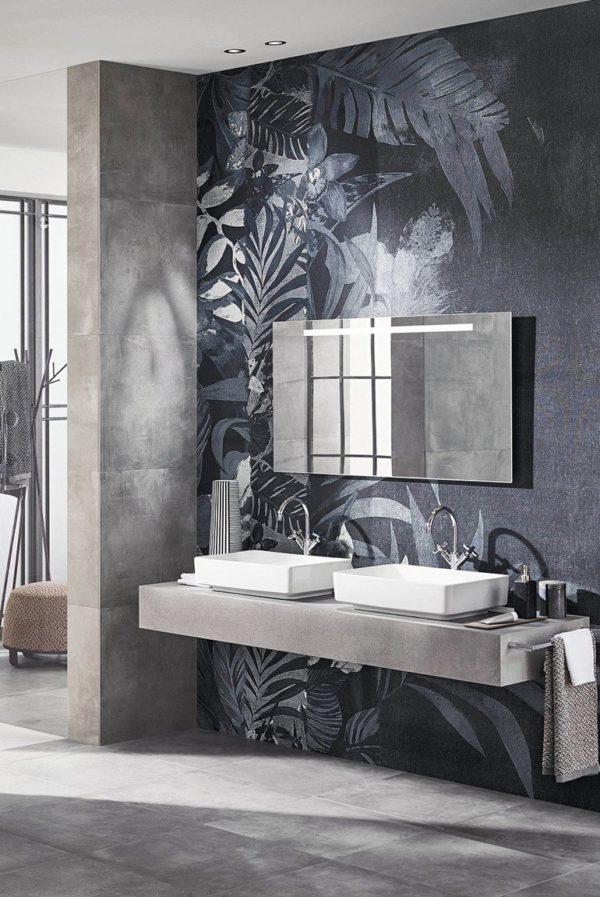 Innovative Sanitärtechnik in eleganter Form. Bild: Geberit