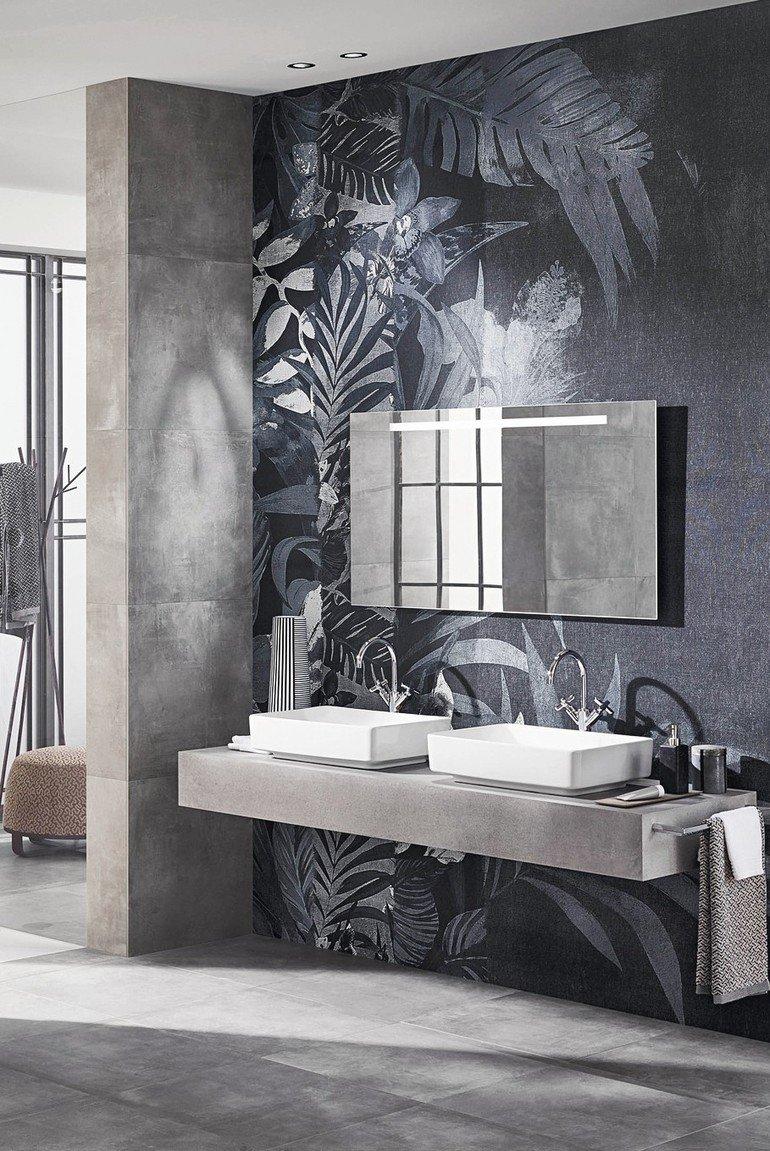 Innovative Sanitärtechnik in eleganter Form