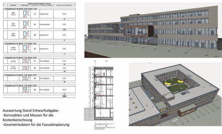 Hochinstallierte Gebäude, Z.B. Krankenhäuser, Erfordern Aufwendige Planung  Und Exakte Kostenberechnungen Schon Im Entwurf. Hier Kann BIM Durch Die ...
