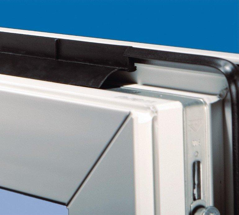 Hervorragend Fensterfalzlüfter und Fensterlüfter: Diskret durchlässig FY55
