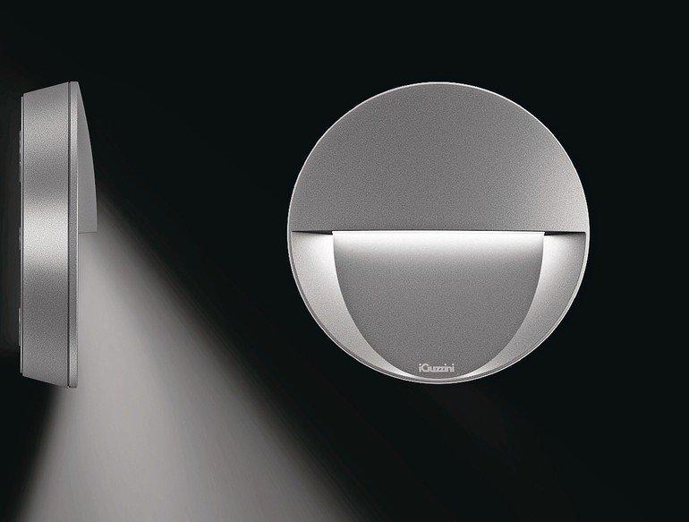 Design Plus für Fassadenleuchte. Bild: iGuzzini
