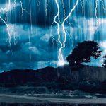 Rückstau bei Starkregen: Hebeanlage oder Rückstauverschlüsse schützen. Bild: Kessel