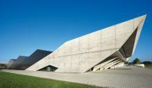 Expressive Visitenkarte für Hewe Glas- und Metallbau: Neubau eines Verwaltungs- und Produktionsgebäudes in Lahr