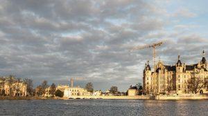 Umbau des Landtags mit neuem Plenarsaal im Schweriner Schloss: Individuelle Lösungen mit Brandschutzplatten