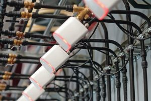 Trinkwasserhygiene ist nachrüstbar: Hycleen Automation System von Georg Fischer gewährleistet konstante Temperaturen durch hydraulischen Abgleich. Bild: Georg Fischer