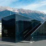 Glasfassade und -brüstung: Verbundsicherheitsglas GM VSG Lamimart und Brüstungsglas GM Railing Plan 2 wurden kombiniert verbaut. Bild: Glas Marte