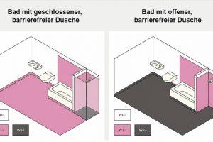 Duschrinnen sollten möglichst frühzeitig und normgemäß geplant werden. Bild: Kessel AG