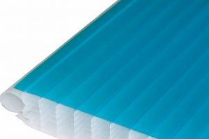 Farbig und transluzent: Wärmedämmendes Lichtbauelement