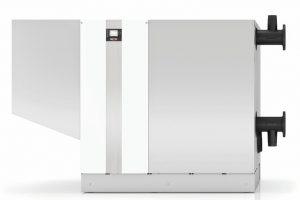 Brennwertkessel MGK-2 für Gas als Heizlösung für größere Objekte. Bild: Wolf