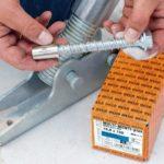 Bauartgenehmigung für Schraubanker. Bild: Heco-Schrauben