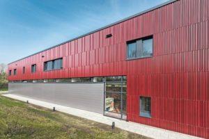 Keramische Fassadenpaneele