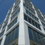 Fassadenpanelle aus Glasfaserbeton