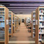 Bibliothek in der Fachhochschule in Muttenz von pool Architekten