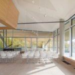 Innenräume mit dezentralen Fassadenlüftungsgeräten