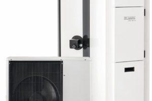 Monoblock-Wärmepumpe mit Speicherstation eHP-Mono 390 , Remeha
