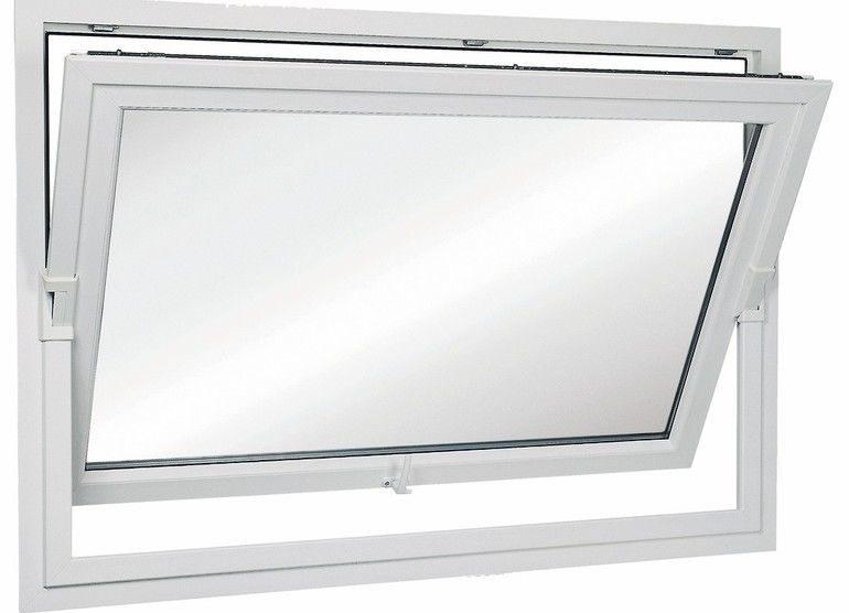 Schwingfenster weiß