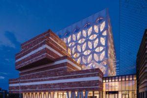 Erweiterung des Naturkundemuseums in Leiden