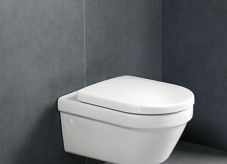 Toilette, Villeroy & Boch