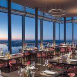 Gastronomie mit Blick auf den Vierwaldstättersee. Bild: Bürgenstock Hotels & Resort