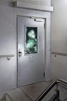 Türen: Einbruch- und durchschusshemmend