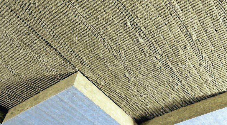 Brandschutzplatten für die Ertüchtigung von Stahlbetondecken