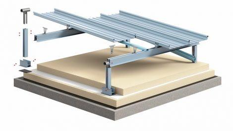 Dachsanierung - nachhaltige und kostengünstige Lösung von Kalzip. Bild: Kalzip
